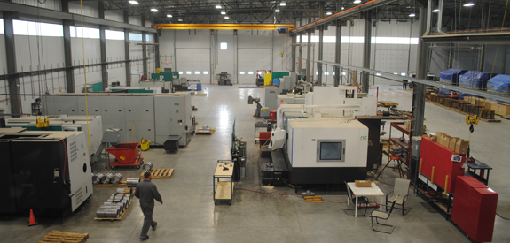 Glenmore Machining and Supply Ltd.